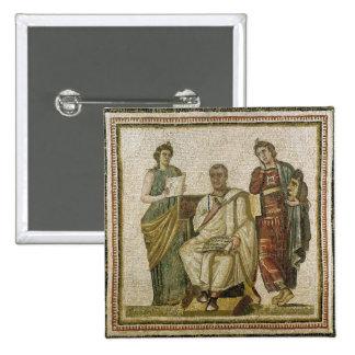 Virgil y las musas, de Sousse Pin