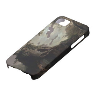 Virgil's Tomb by Joseph Wright iPhone 5 Cover