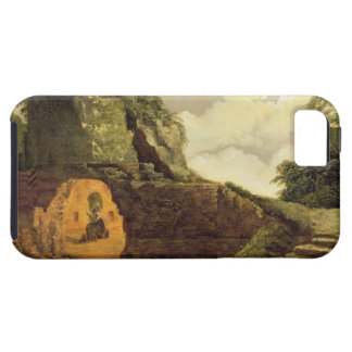 Virgil's Tomb by Moonlight with Silius Italicus, 1 iPhone 5 Covers