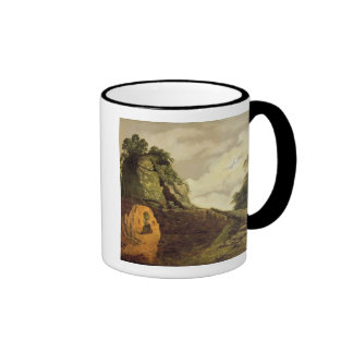 Virgil's Tomb by Moonlight with Silius Italicus, 1 Mugs