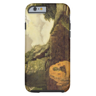 Virgil's Tomb by Moonlight with Silius Italicus, 1 Tough iPhone 6 Case