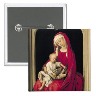 Virgin and Child, 1464 Button