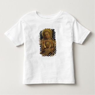 Virgin and Child, 1825 (tempera on panel) Toddler T-shirt
