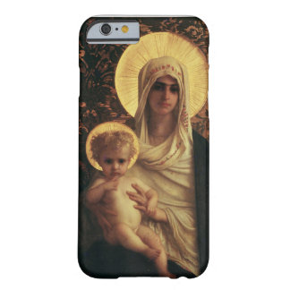 Virgin and Child, 1872 Barely There iPhone 6 Case