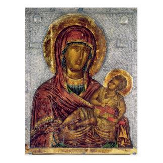 Virgin and Child 3 Postcard