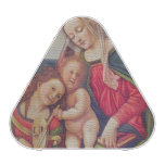 Virgin and Child and angel musicians Bluetooth Speaker