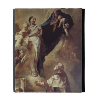 Virgin and Child Appearing to St. Philip Neri, 172 iPad Case