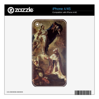 Virgin and Child Appearing to St. Philip Neri, 172 iPhone 4S Decals