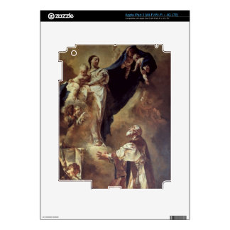 Virgin and Child Appearing to St. Philip Neri, 172 Skins For iPad 3