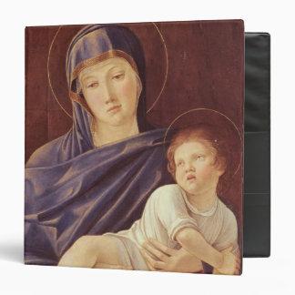 Virgin and Child Binder
