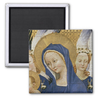 Virgin and Child, c.1395-99 Magnet