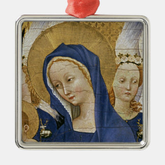 Virgin and Child, c.1395-99 Metal Ornament