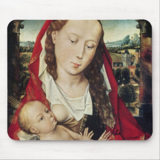 Virgin and Child, c.1467-70 Mouse Pad