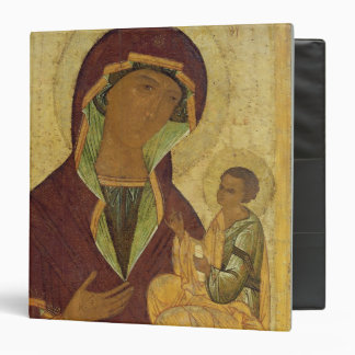 Virgin and Child, c.1500 3 Ring Binder