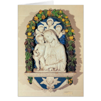 Virgin and Child Greeting Cards