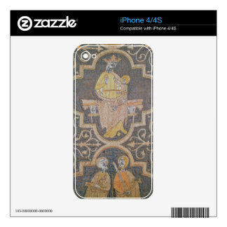 Virgin and Child, detail from the Clare Chasuble, Decals For The iPhone 4S