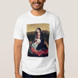 Virgin and Child in the Small Garden Tshirt