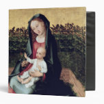 Virgin and Child in the Small Garden Vinyl Binders