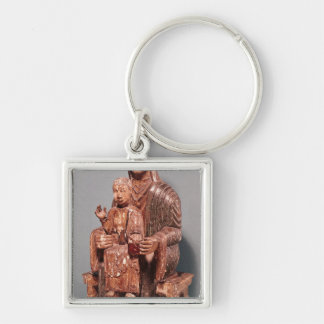 Virgin and Child Keychain