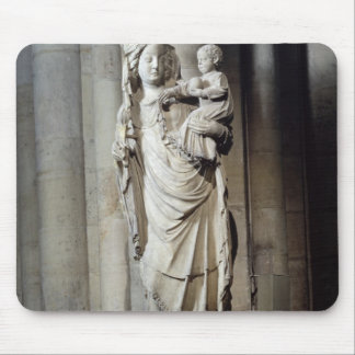 Virgin and Child, known as Notre-Dame de Paris Mouse Pad