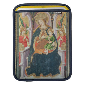 Virgin and Child with Angel Musicians Sleeve For iPads