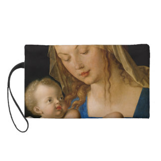 Virgin and Child with Pear by Albrecht Durer Wristlet