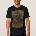 Virgin and Child with St Anne by Leonardo da Vinci Tee Shirts