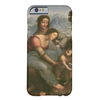 Virgin and Child with St. Anne, c.1510 Barely There iPhone 6 Case