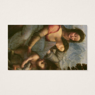 Virgin and Child with St. Anne, c.1510 Business Card