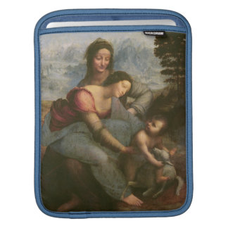 Virgin and Child with St. Anne, c.1510 iPad Sleeve