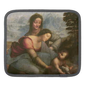 Virgin and Child with St. Anne, c.1510 Sleeve For iPads