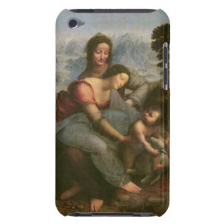 Virgin and Child with St. Anne, c.1510 iPod Case-Mate Case
