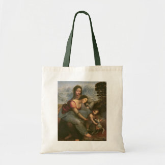 Virgin and Child with St. Anne, c.1510 Tote Bag