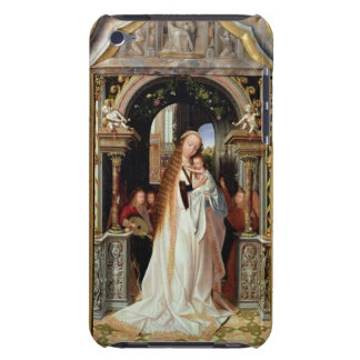 Virgin and Child with Three Angels, central panel Barely There iPod Case