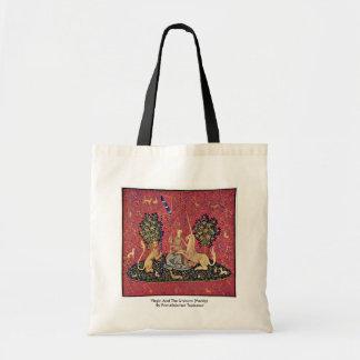 Virgin And The Unicorn Vanity Bag