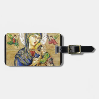 VIRGIN BABY JESUS CUSTOMIZABLE PRODUCTS TAGS FOR LUGGAGE