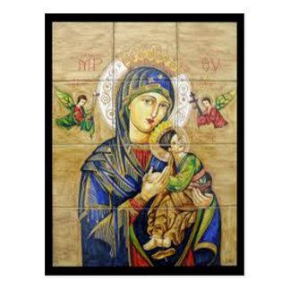VIRGIN BABY JESUS CUSTOMIZABLE PRODUCTS POSTCARD
