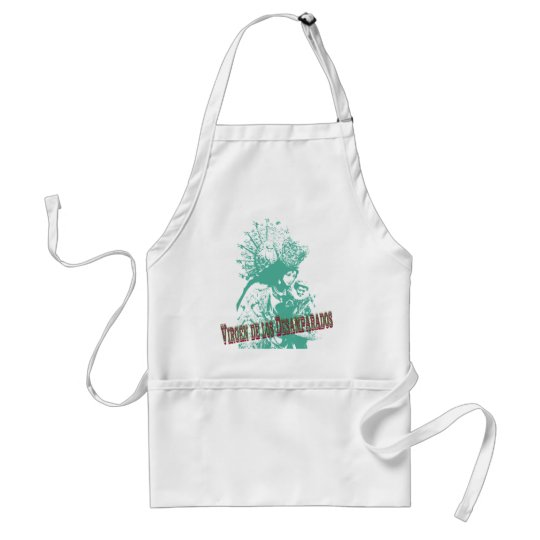 Virgin Desamparados Adult Apron