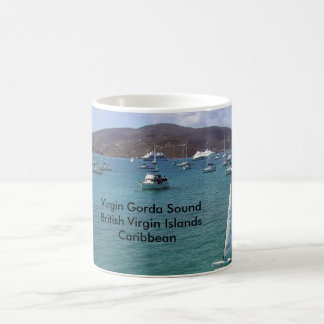 Virgin Gorda Sound - British Virgin Islands Coffee Mug