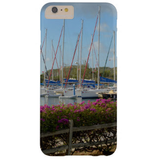Virgin Gorda Yacht Harbor Barely There iPhone 6 Plus Case