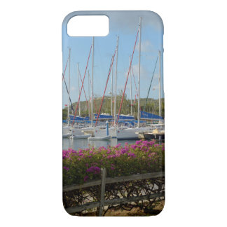 Virgin Gorda Yacht Harbor iPhone 8/7 Case