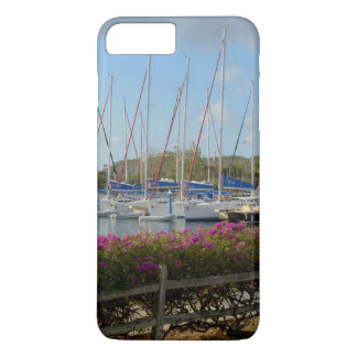Virgin Gorda Yacht Harbor iPhone 8 Plus/7 Plus Case