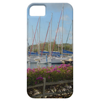 Virgin Gorda Yacht Harbor iPhone SE/5/5s Case
