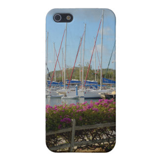 Virgin Gorda Yacht Harbor iPhone SE/5/5s Cover