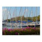 Virgin Gorda Yacht Harbor Postcard