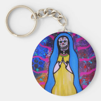 VIRGIN GUADALUPE KEY CHAINS
