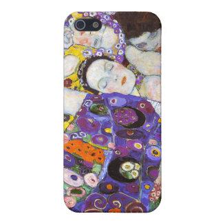 Virgin, Gustav Klimt iPhone SE/5/5s Cover