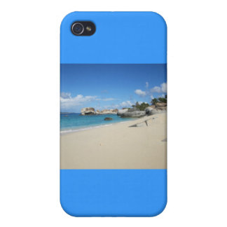 Virgin Island Picture Cases For iPhone 4