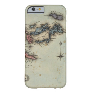 Virgin Islands Barely There iPhone 6 Case