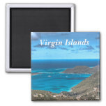 Virgin Islands Bay Magnet